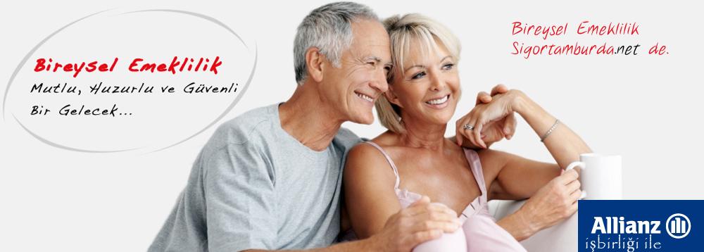 Bireysel Emeklilik Sigortası